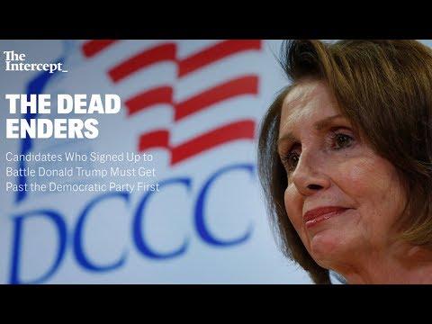 Centrist Democrats Are Undermining Progressive Candidates
