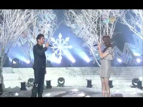 091218 Hwanhee & Song Ji Eun - Yesterday