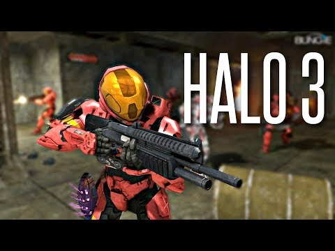 HALO 3 IN 2017 - Halo Online Funny Moments