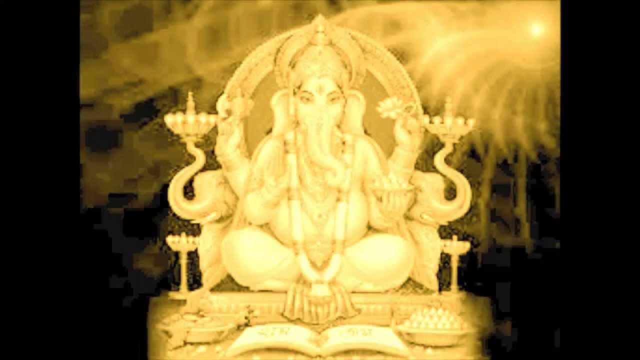Ganesh mantra - Vakratunda Mahakaya (meaning in English & Hindi ...