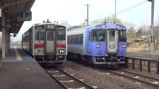 183系ハイデッカーグリーン車連結ハンドル訓練列車