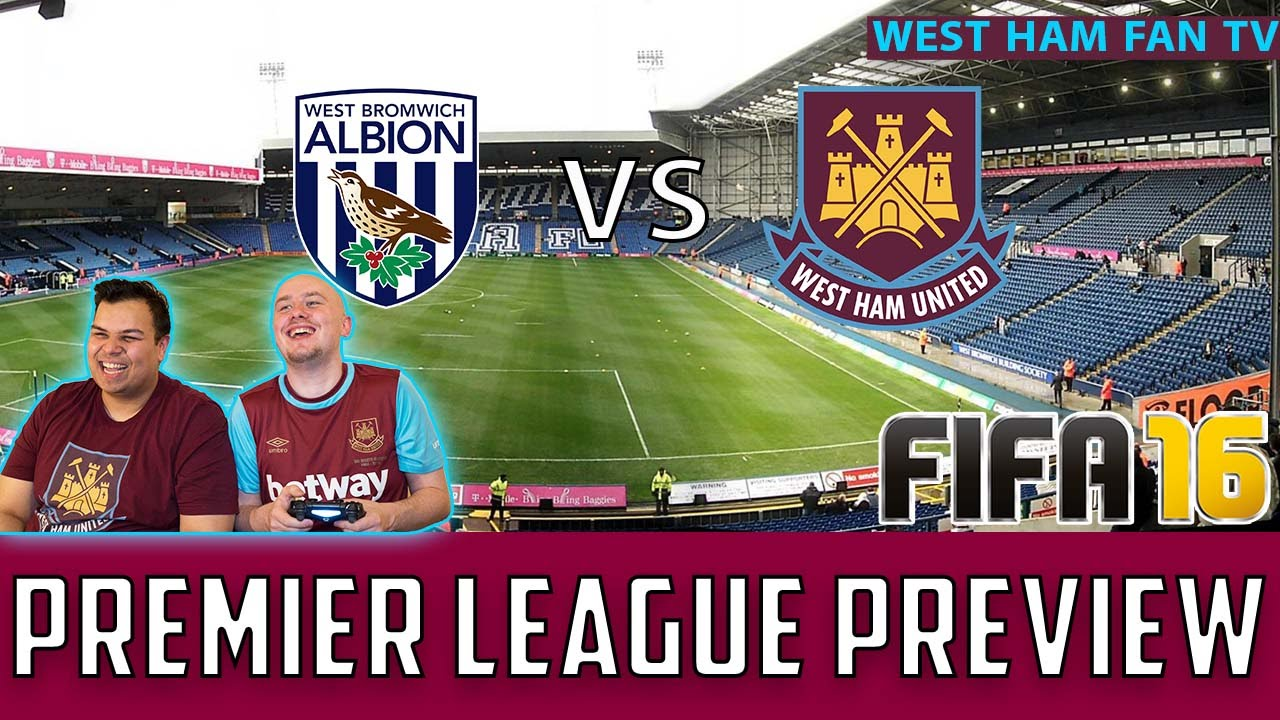 west ham vs west brom - photo #48