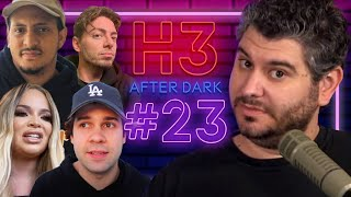 David Dobrik's Assault Victim Calls In & Trisha VS AB - H3 After Dark #23