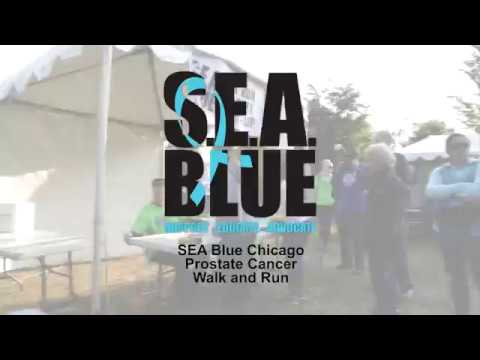 SEA Blue Chicago Prostate Cancer Walk and Run