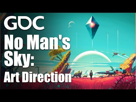 The Art Direction of No Man's Sky
