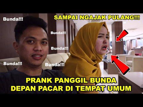 PRANK PANGGIL BUNDA DEPAN ORANG BANYAK!!!