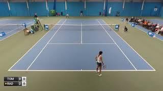 Tomova Viktoriya v Raducanu Emma - 2020 ITF Sunderland