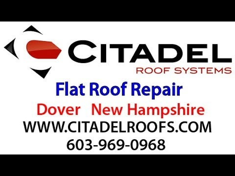 Flat Roof Repair Dover NH, Flat Roof Leak Repair Roofing Contractor New Hampshire 03820 Dover Roofer