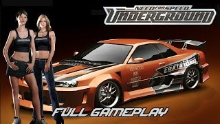 Need for Speed: Underground [FULL GAME]