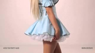 Victorian Alice Costume