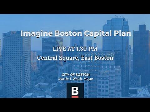 Imagine Boston Capital Plan