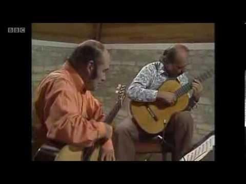 Julian Bream Masterclass 1978: Isaac Albéniz Granada & Sevilla