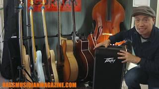 Bass Musician Magazine Reviews - Peavey MAX 208 Bass Amp Combo