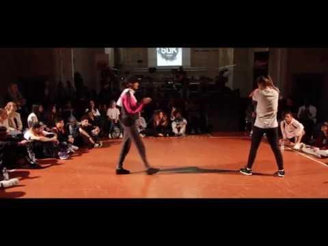 SDK Central Europe 2016 1vs1 HIP HOP FEMALE final battle