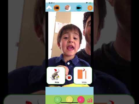 Speech Tutor Pro Video Feature on iPhone