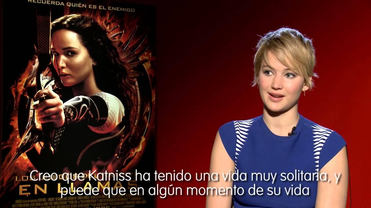 Daniela Blume Entrevista A Los Actores De Los Juegos Del Hambre En