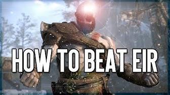 God of War - How to beat Eir
