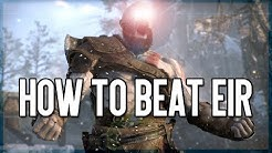 God of War - How to beat Eir