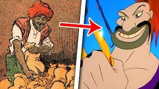 The Messed Up Origins of Ali Baba and the Forty Thieves  Disney Explained - Jon Solo