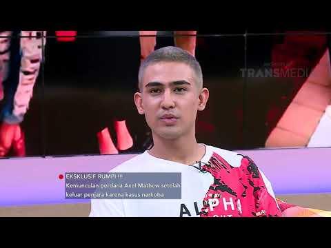 RUMPI - EKSKLUSIF! Kemunculan Axel Mathew Pasca Keluar Penjara (20/11/17) Part 1