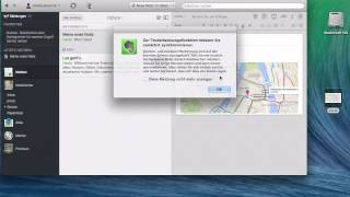 Evernote Notizen anlegen