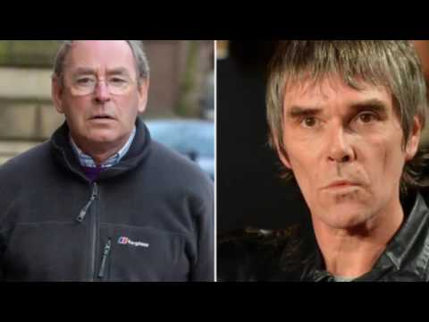 Ian Brown gives evidence in Fred Talbot trial