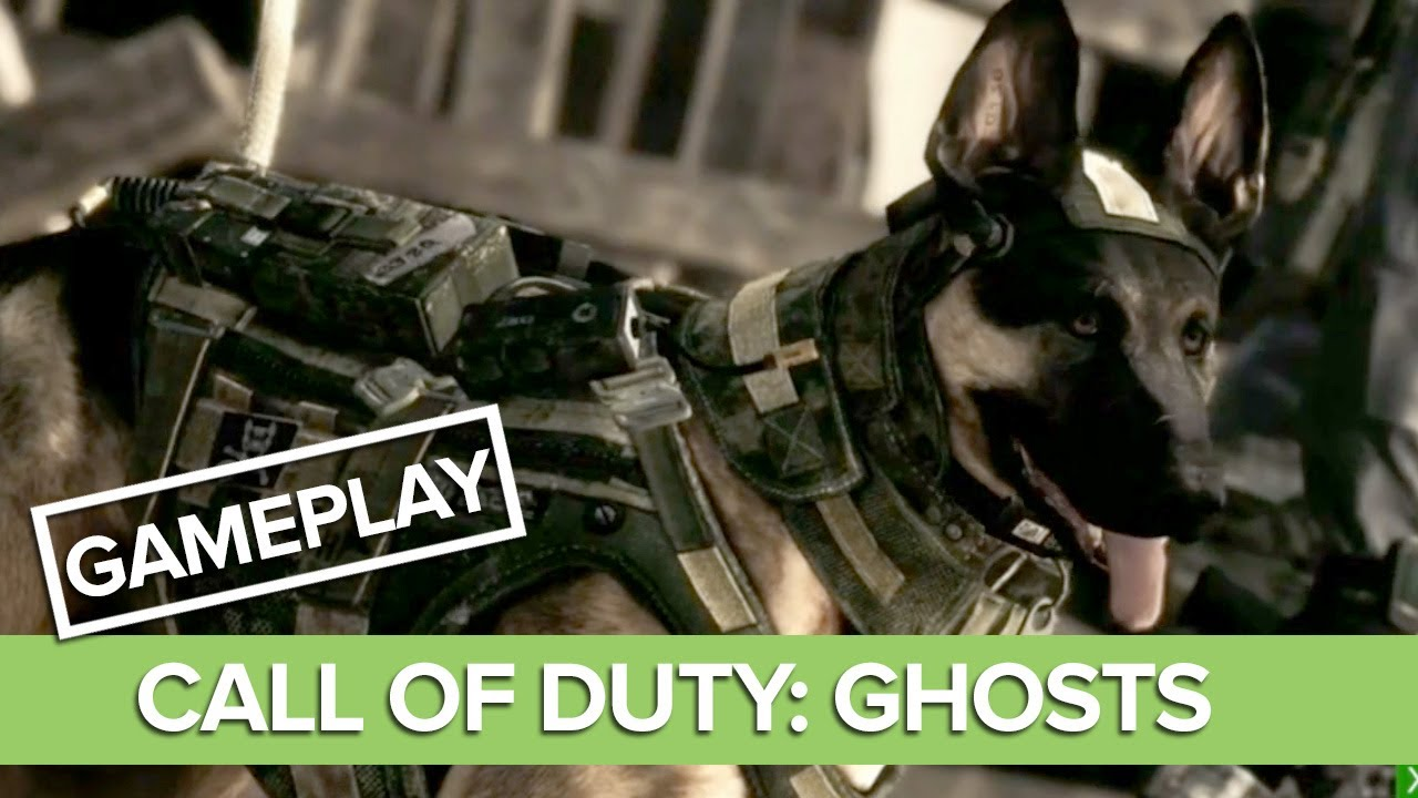 Call of Duty: Ghosts Gameplay, Trailer, Multiplayer at ...