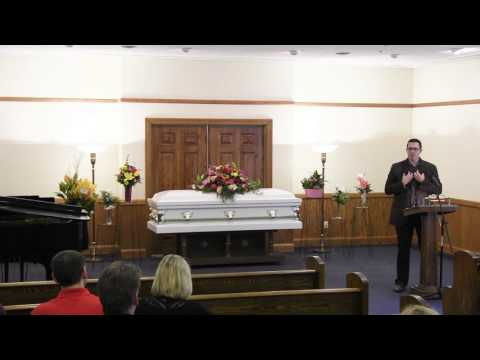 Lucille McAlister Funeral
