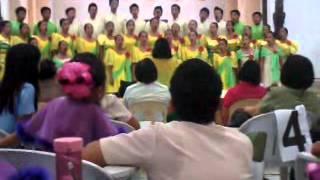 ANAK and Jingle Bells-ICNHS Bulawanon youth choir