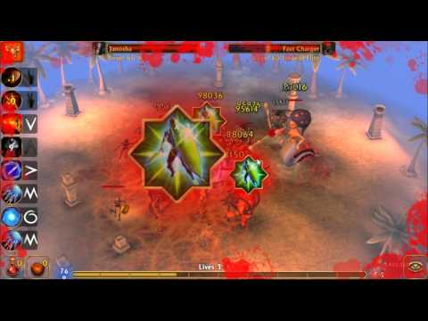Mage & Minions - Gorgona Boss Legendary (Warrior) - Скачать