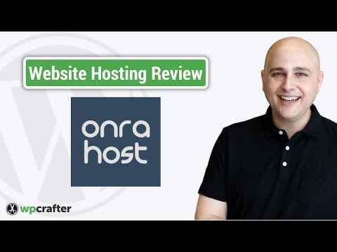 Onra Host Review - Web Hosting Review Of Onra Host & It's Not A Good One WARNING