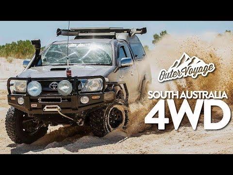 4WD South Australia 'SCENIC' Adventure - Yorke Peninsula