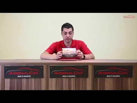 Como instalar o HUD Universal - Head-up Display - ArsenlaCar