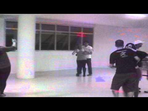 Aula De Dança  01 Uhuhuhuhuhuhu