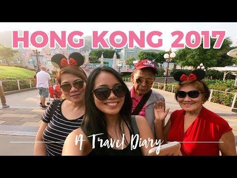 A Travel Diary: Hong Kong & Macau 2017