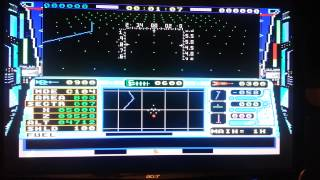 Echelon Demo (old DOS game from 1988)