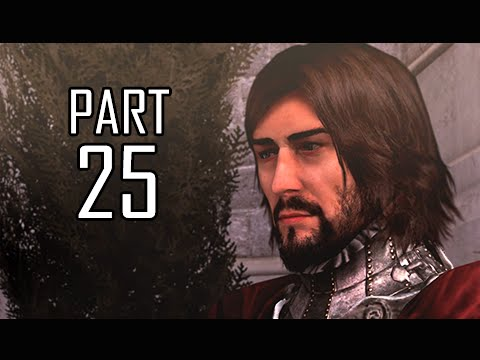 Assassin's Creed Brotherhood Walkthrough Part 25 -  Brother's Love (ACB Let's Play Commentary)