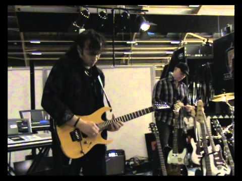 Teodor Georgiev G-Dec Blues Improvisation