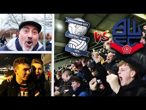 BOLTON 0-1 BIRMINGHAM CITY 03/04/2018 | 5000 Blues Fans Witness Our 3rd Consecutive Win!