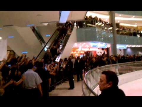 Hunger Games Galleria Dallas Josh Hutcherson