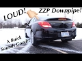 Buick Regal Turbo | ZZP Catless Downpipe