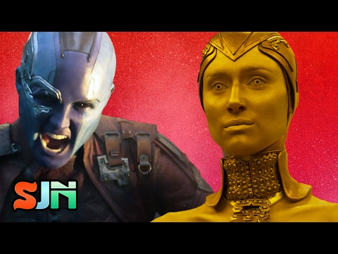 We Know What the Guardians of the Galaxy Villains Are After!
