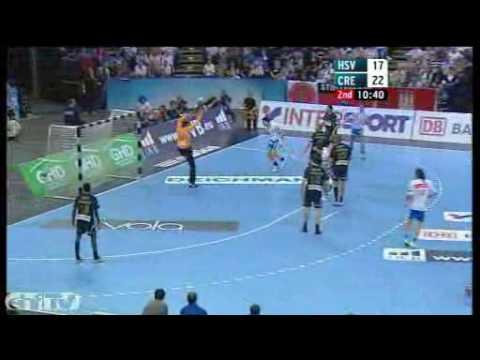 Highlights HSV Handball - BM Ciudad Real