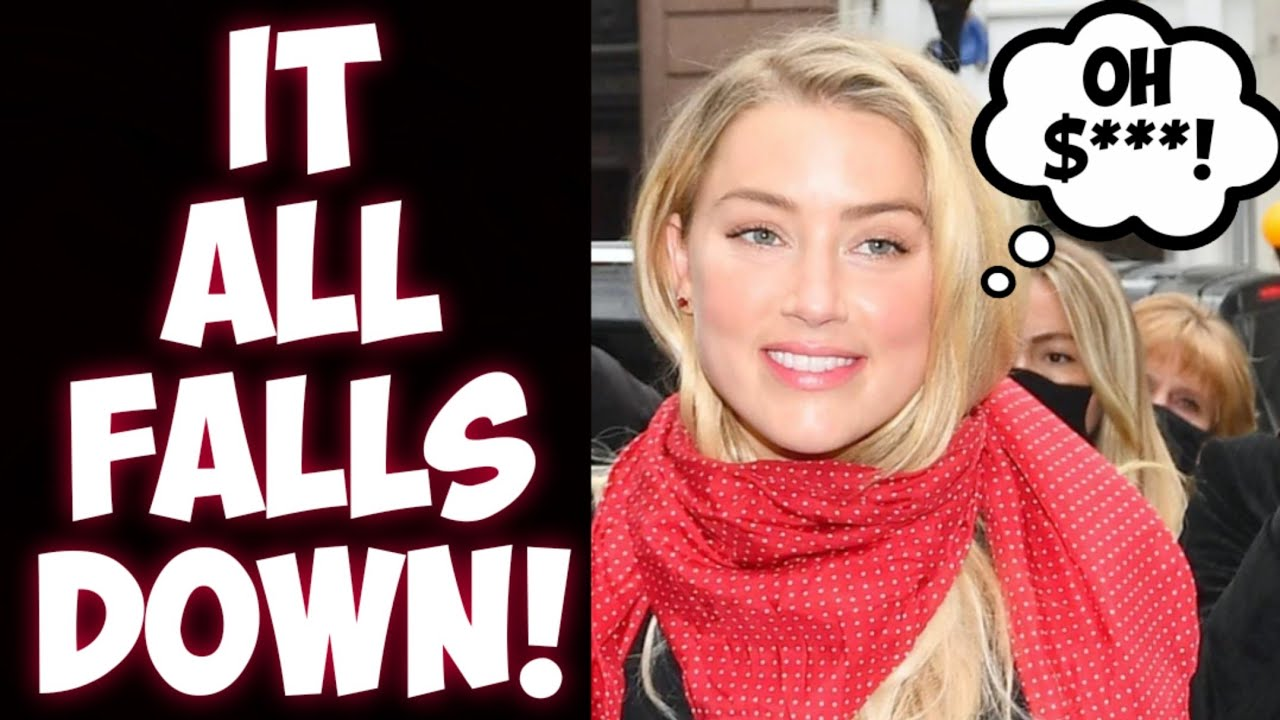 Ex-Assistant says Amber Heard made EVERYTHING up! Johnny Depp vindicated?!