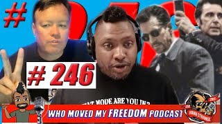 Podcast #246 - Heat 1995 Full Movie Review Hank Strange Who Moved My Freedom
