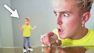 Meet The EXTREMELY MINI JAKE PAUL...