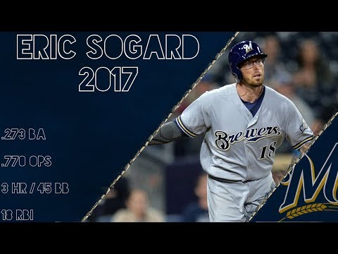 Eric Sogard 2017 Highlights