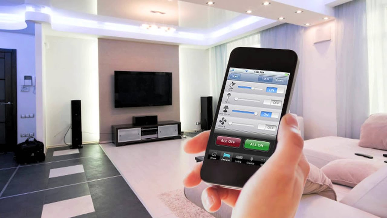 home automation installation youtube. Black Bedroom Furniture Sets. Home Design Ideas
