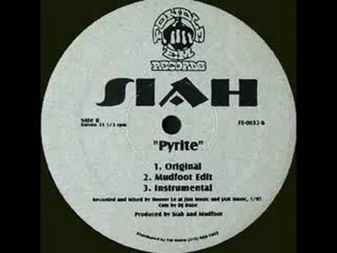 Siah - Repetition / Pyrite