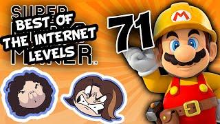 Super Mario Maker: World of Pain - PART 71 - Game Grumps